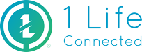 1 Life Connected Logo